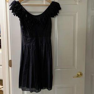 Catherine Malandrino summer black dress
